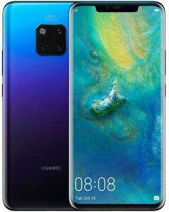 Opened - Never Used - Huawei Mate 20 Pro 128 GB Smartphone - Twilight (Unlocked) eBay seller techsave2006 £282
