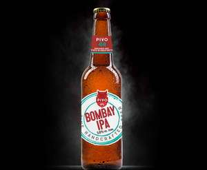 Pivo44 Bombay IPA 330ml Bottles 49p @ Home Bargains