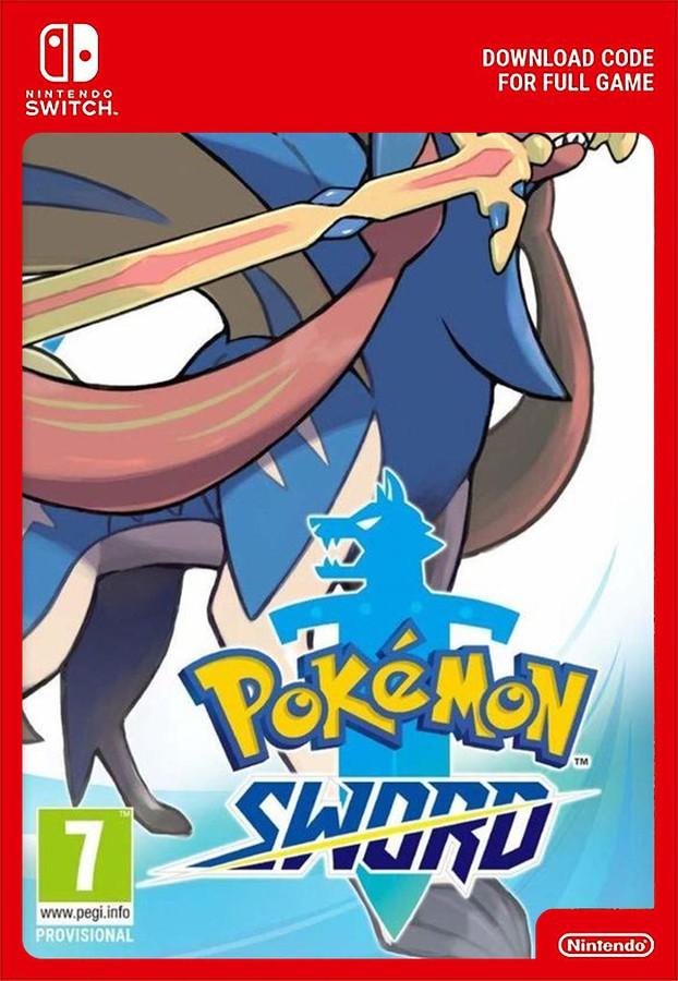 Pokémon Sword/Shield (Nintendo Switch) - eShop Download Code £39.85 @ Shopto