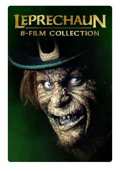 Leprechaun 8-Film Collection £7.99 at US iTunes Store