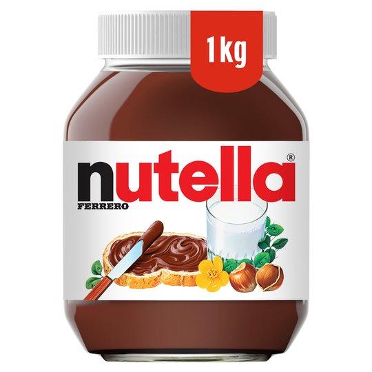 1kg Nutella £2.99 at Lidl instore