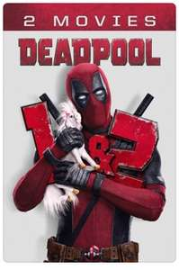 Deadpool 1 & 2 Collection - £7.98 @ iTunes