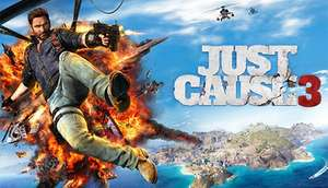 Just Cause 3 (Steam PC) £1.79 @ Humble Bundle