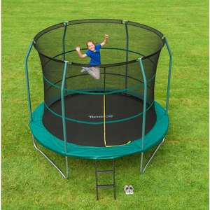 Smyths Toys (Instore Only) - 10 Foot Trampoline and 2 step ladder £96.98 (Using £10 off £50 Offer)
