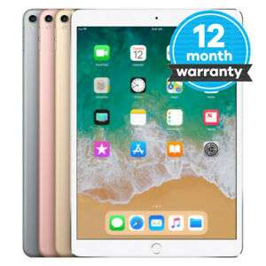 "Apple iPad Pro 2nd Gen. 10.5"" WiFi 64GB + 4G (Unlocked) [Refurb, Pristine] - £304.99 (With Code) @ eBay / Music Magpie"
