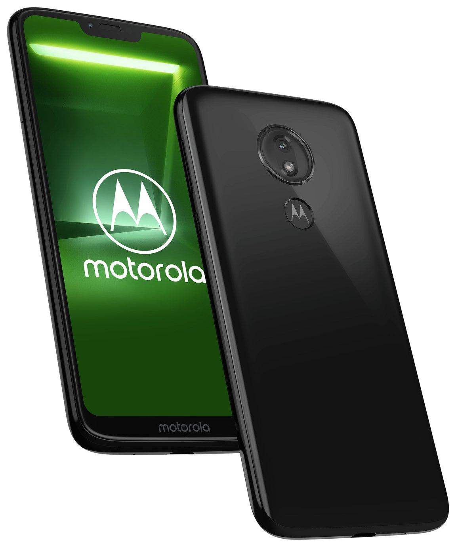 Sim free Motorola Moto G7 Power 64gb Mobile Phone - £159.95 @ Argos in Black and Violet