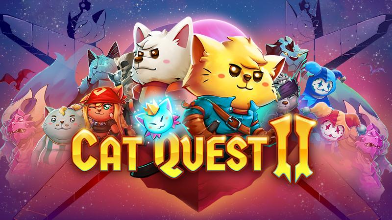 Buy Cat Quest & Cat Quest II Bundle for PC - £13.48 @ Steam Store