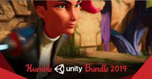 Amazing Unity Game Dev Humble Bundle inc Serekh, Playmaker, Courses, Models from 80p - £12.55 @ Humble Bundle
