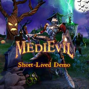 MediEvil: Short-lived Demo - Ps4 - Live Now! @ PSN Store