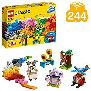 Lego 'Basic Bricks and Gears' Set £14.53 with 76p voucher applied at checkout + £4.49 delivery Non Prime @ Amazon