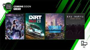 [XBox One/ PC] Afterparty, Felix The Ripper, Outer Worlds 4 Console / DiRT Rally 2.0, Cities: Skylines + more to Xbox Game Pass 4 PC @ Xbox