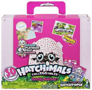 Hatchimals Hatchy Suitcase £15.50 @ Argos