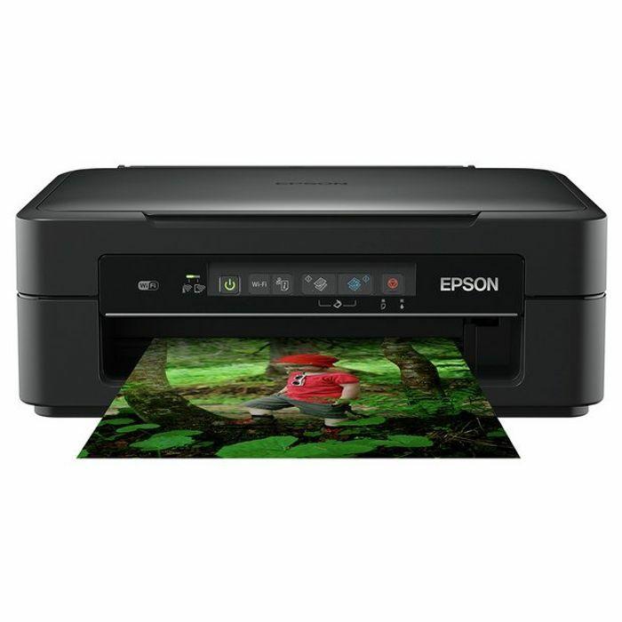 Epson Expression Home XP-255 Wireless Inkjet Printer £39.99 @ Argos