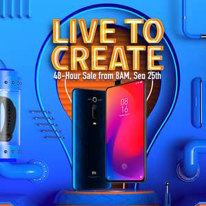 Xiaomi mi UK sale up to 50% off - Mi A2 6GB+128GB £159.50 / Redmi Note 7 4GB+64GB £169