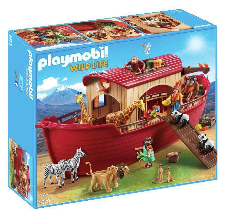 Playmobil 9373 Wild Life Noah's Ark Playset £35 at Argos