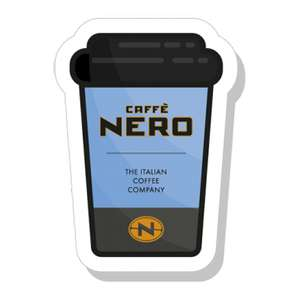 FREE HOT DRINK @ Caffe Nero w/ VoucherCode Students!