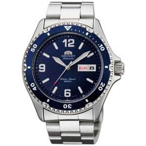 Orient Mako II Diver Automatic Watch FAA02002D - £102.99 delivered at Eglobalcentral