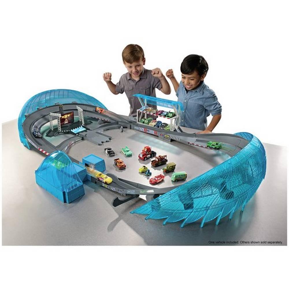 Disney Pixar Cars 3 Ultimate Florida Speedway Track Set Now £40.00 @ Argos