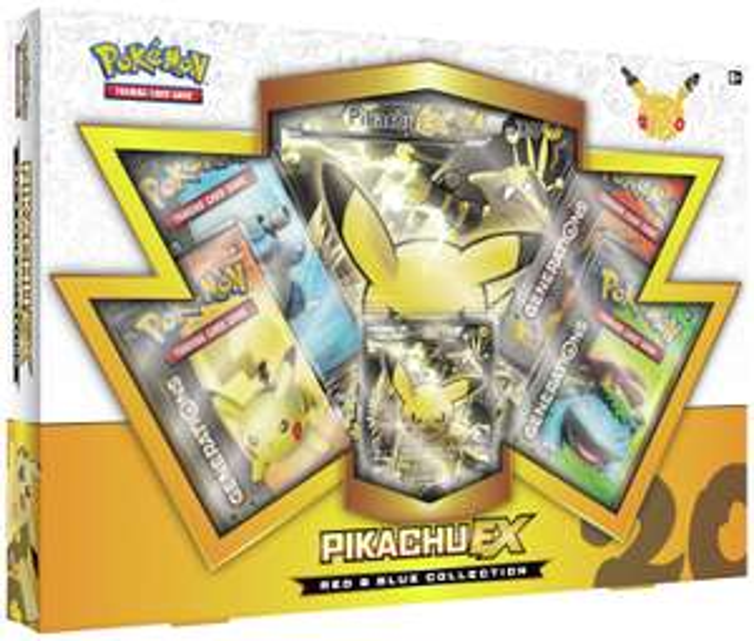 Pokemon Collection Box Assortment £13.50 Argos