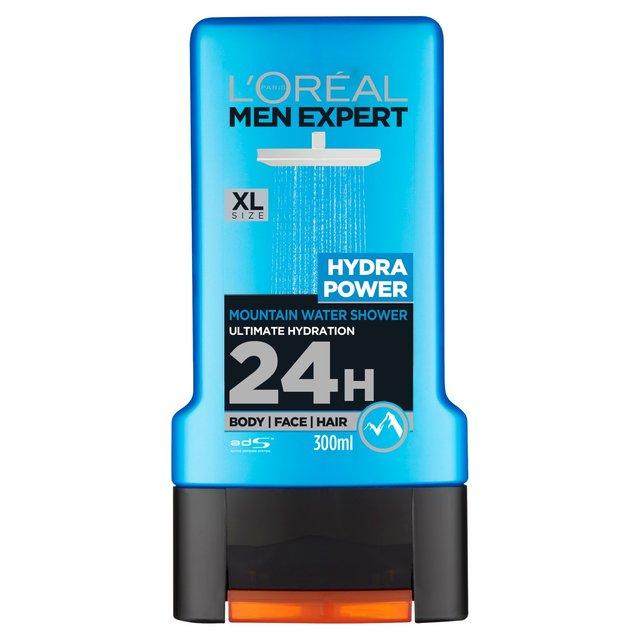 L'Oreal Men Expert Shower Gel 300ml (All Varieties) £1.40 @ Morrisons