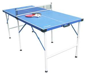 Hy-Pro 5ft Folding Table Tennis Table for £39.99 @ Argos (Hy-Pro SALE e.g. Hy-Pro 8 in 1 Folding Multi Games Table £64.99 - More in OP)
