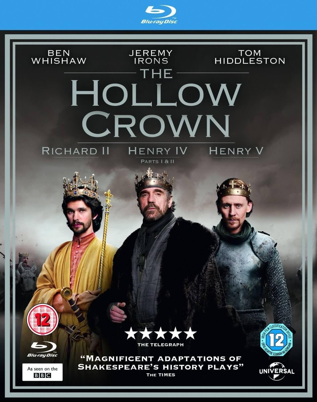 The Hollow Crown: Season One Blu-Ray Boxset £4.99 (Prime) / £7.98 (non Prime) at Amazon