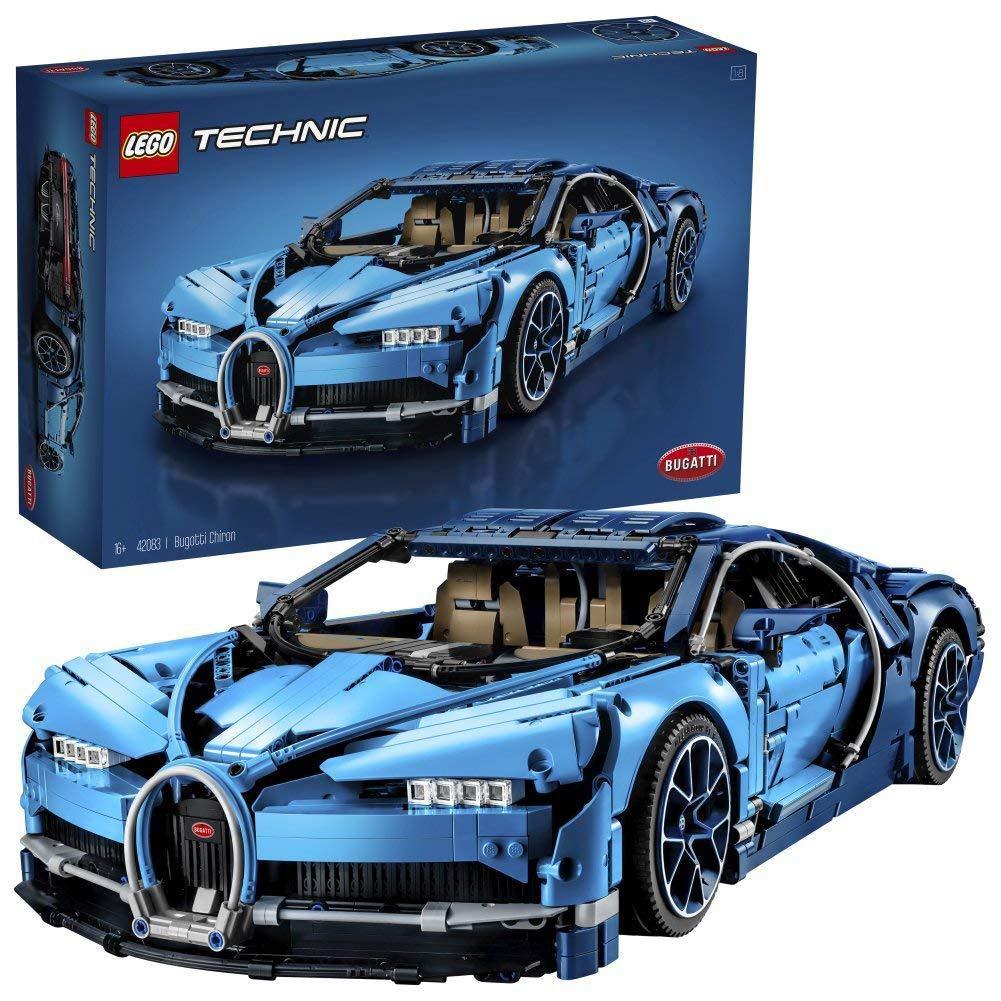 LEGO 42083 Technic Bugatti Chiron Super Sports Car £190 @ Amazon