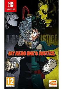 My Hero One's Justice (Nintendo Switch) £19.85 @ BASE