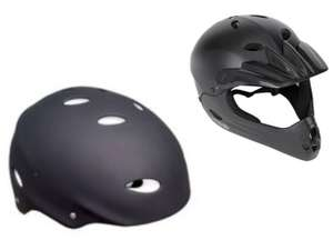 Zinc Bike Helmet £7.49 or Zinc Full Face Bike Helmet £18.99 @ Argos