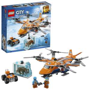 LEGO 60193 City Arctic Expedition Arctic Air Transport Building Set £13 with Prime / £17.49 Non Prime at Amazon