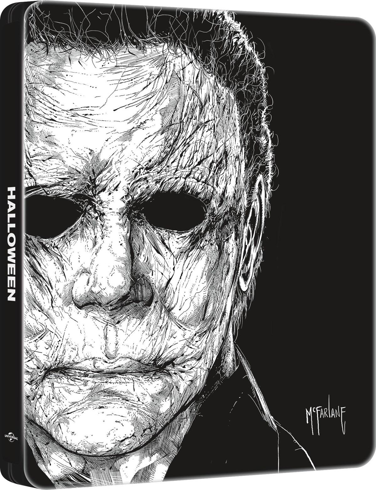 Halloween Limited Edition Steelbook (4K Ultra HD + Blu-ray) [UHD] £14.99 / £13.49 with code @ Zoom