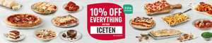 10% off £60 Spend online only with Voucher Code @ Iceland