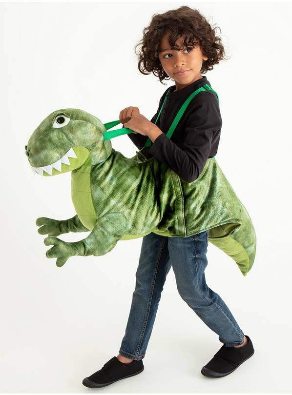 Ride On T-Rex Costume - One Size Half price now £7.50 online exclusive @ Argos c&c