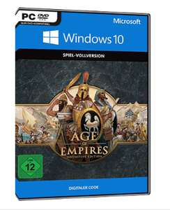 Age of Empires Definitive Edition PC £8.95 @ MMOGA