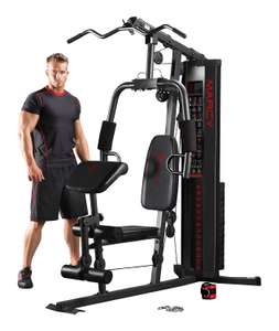 Marcy Eclipse HG3000 Compact Home Gym with Weight Stack, 68 kg £399.99 at Amazon