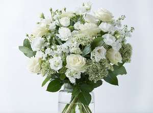 15% off Flowers and Plants with Voucher Code @ Marks and Spencer