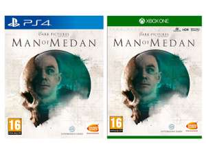 The Dark Pictures Anthology - Man of Medan (PS4 / Xbox One) - £17.85 delivered @ Base