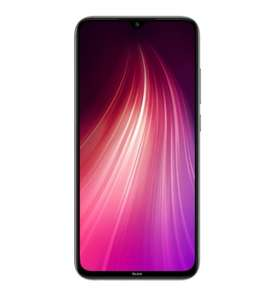 Xiaomi Redmi Note 8 4GB/64GB Dual Sim - White Smartphone £160.99 with code @ Eglobal Central