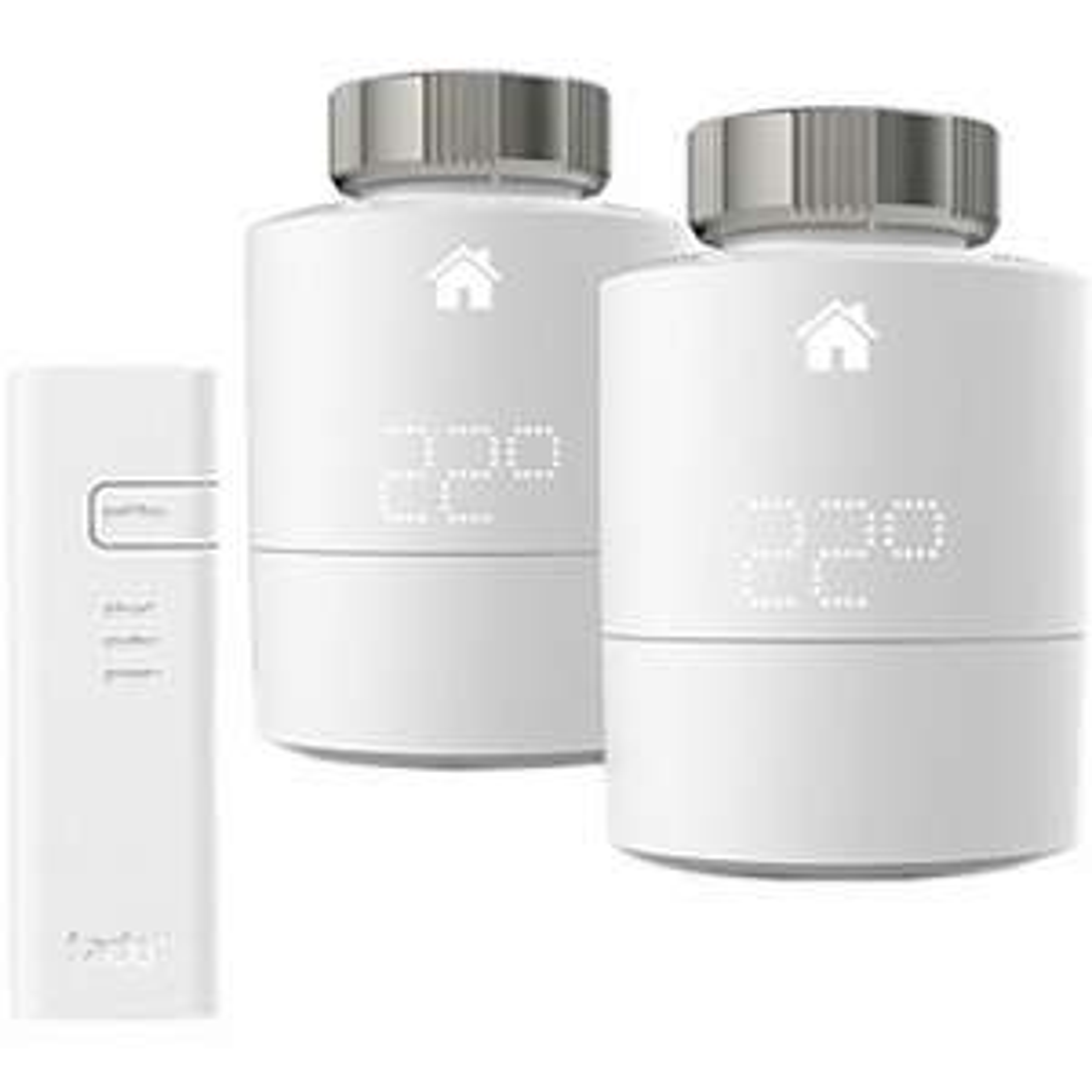 tado 101916 Smart Radiator Thermostat Starter Kit - Horizontal v3 for £71.20 delivered @ AO eBay