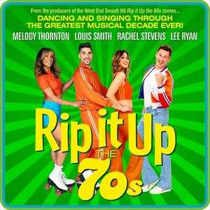 Rip It Up 70s Theatre Show w/ Louis Smith, Lee Ryan, Rachel Stevens, Melody Thornton + More £13.15 @ Groupon