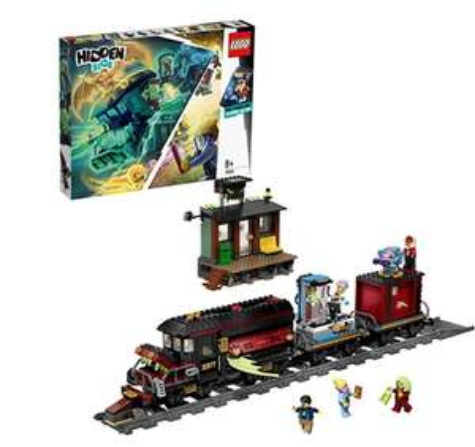 LEGO 70424 Hidden Side Train Express Toy £54.99 @ Amazon.co.uk