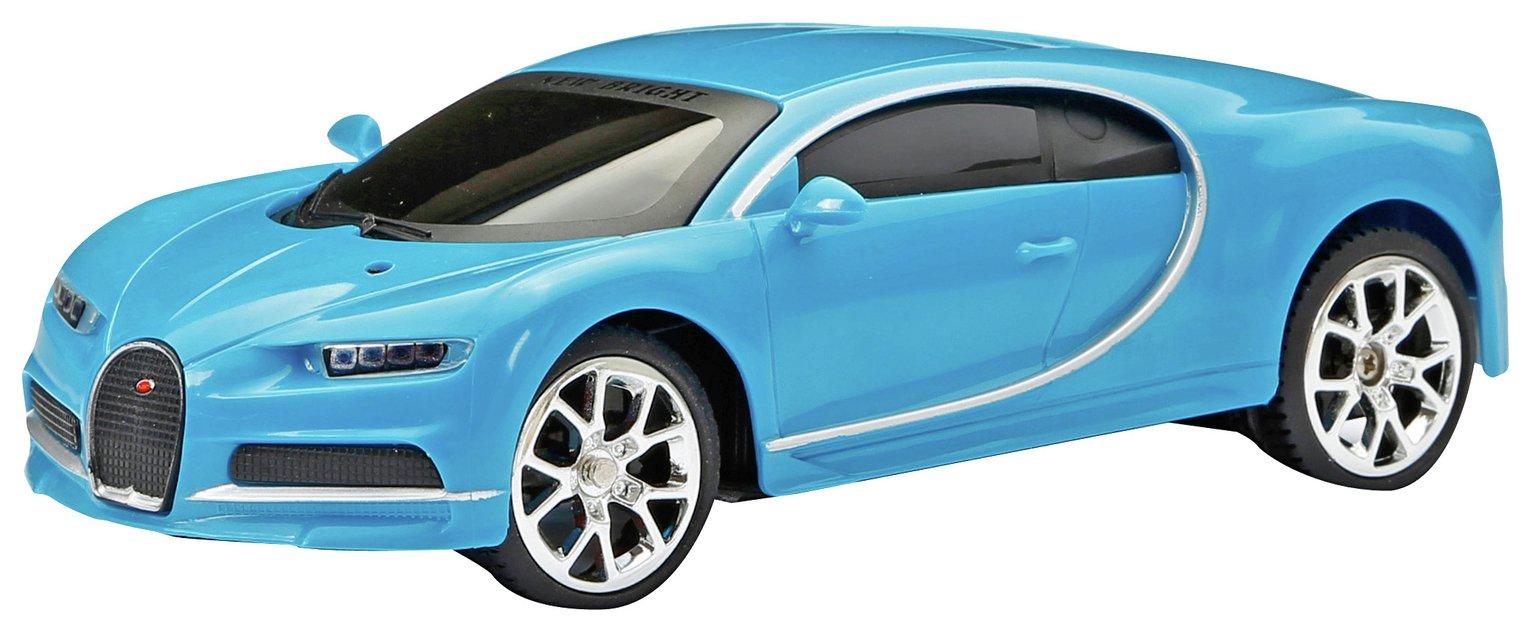 New Bright 1:24 Bugatti Chiron RC Car £5.99 @ Argos