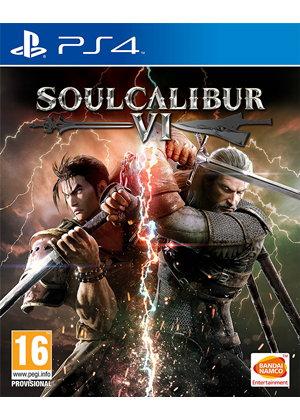 Soul Calibur VI (6) (Ex-Rental) £12.99 (PS4) or £11.99 (XB1) @ Boomerang Rentals