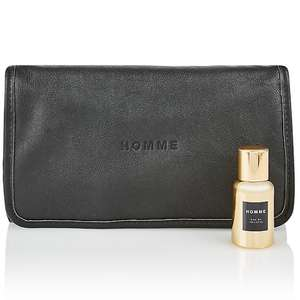 Homme Wash Bag + 30ml Homme EDT (was £15) Now £7.50 click and collect @ Marks & Spencer