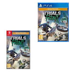 Trials Rising Gold Edition - Nintendo Switch/PS4 £13.95 delivered @ The Game Collection