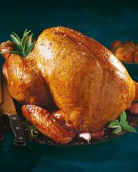 British Whole Medium Turkey £12.99 at Aldi