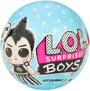 L.O.L. Surprise! Boys Character Doll with 7 Surprises £7.50 @ Amazon  (£11.98 NP)