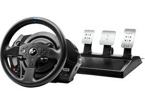 T300 RS GT Edition Steering Wheel & Pedals Black £215.20 at AO eBay