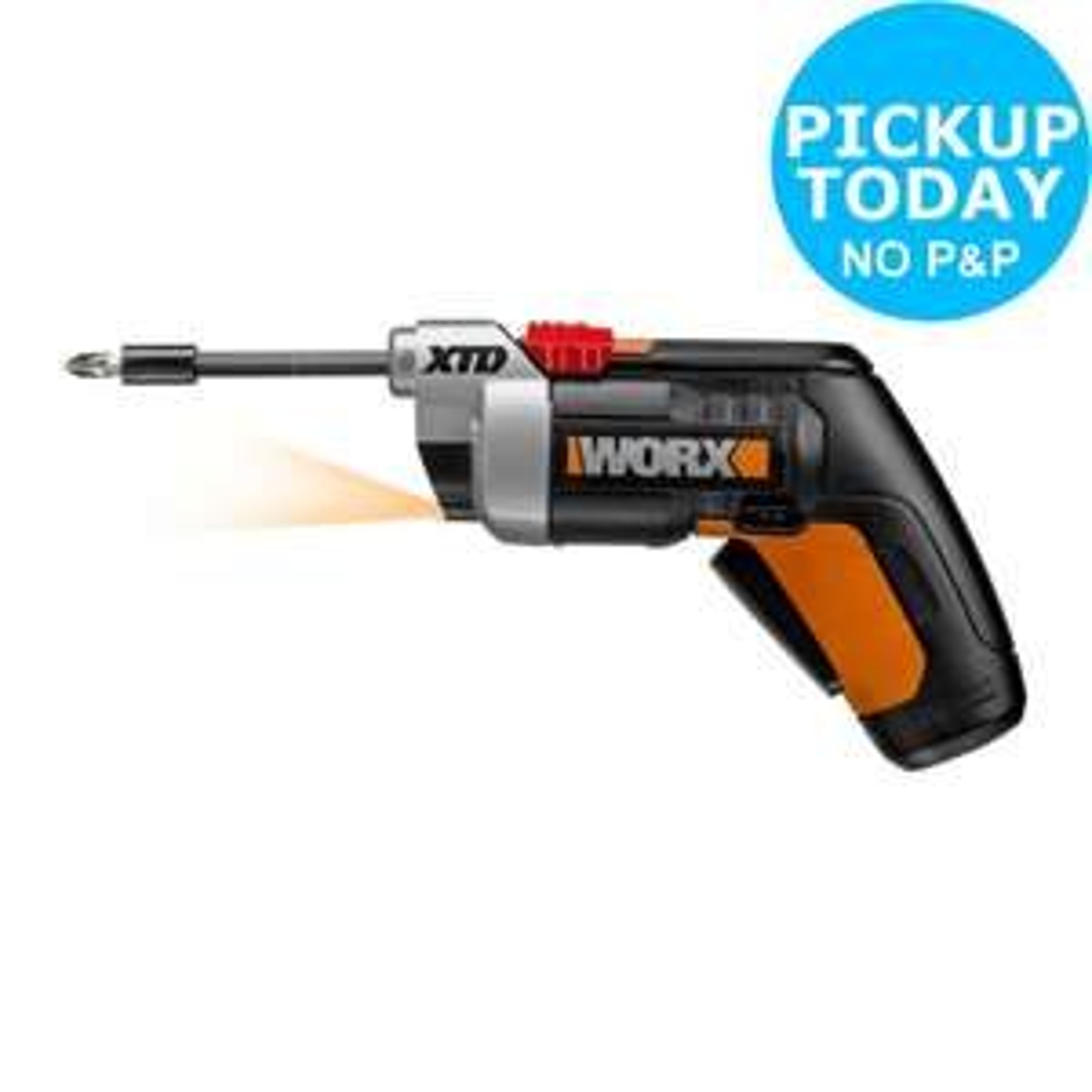Worx WX252 Extending Cordless Screwdriver - 4V - £15 delivered at Argos/ebay