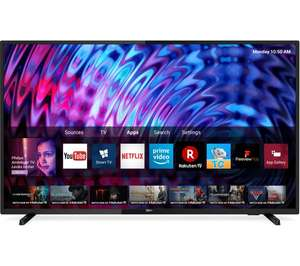 """PHILIPS 32PFS5803/12 32"""" Smart Full HD LED TV £180 at Currys PC World"""
